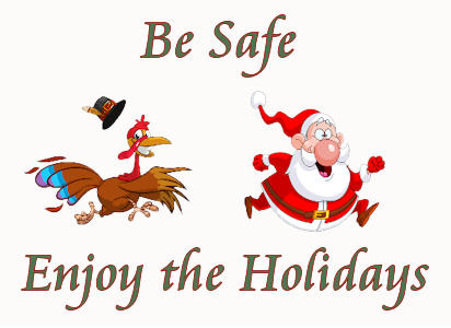 Safe Holidays