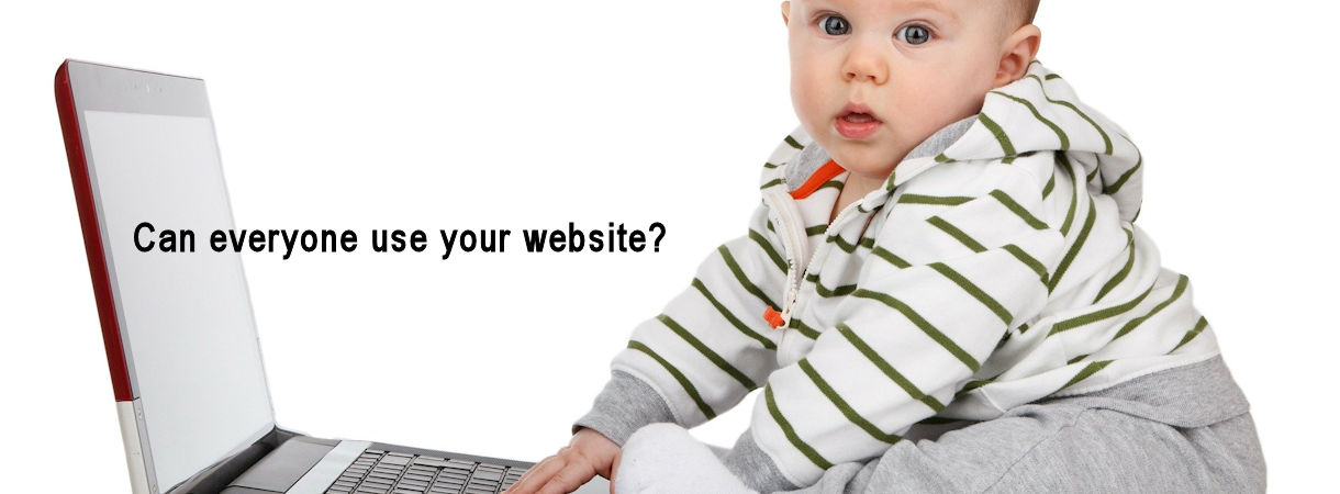 Can everyone use your website?